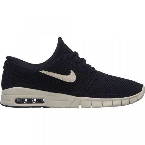 Nike SB Stefan Janoski Max - black Größe: 6 Farbe: black 6 | black