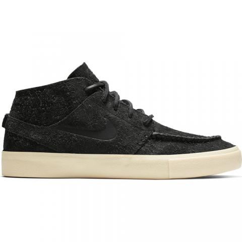 Nike SB Stefan Janoski Mid - black Größe: 9 Farbe: black 9   black