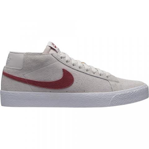 Nike SB Blazer Chukka - vast grey Größe: 11½ Farbe: vastgrey 11½ | vastgrey