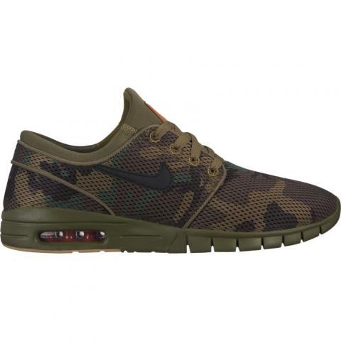 Nike SB Stefan Janoski Max - iguana Größe: 7 Farbe: iguana 7 | iguana