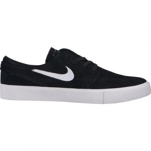 Nike SB Stefan Janoski - black Größe: 5 Farbe: black 5 | black