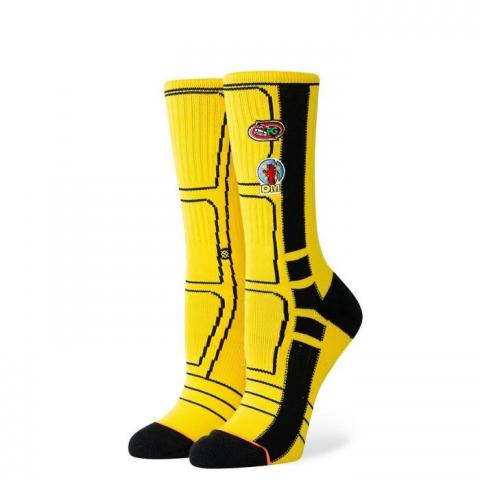 Stance Kill Bill Bride - yellow Größe: M Farbe: yellow M | yellow