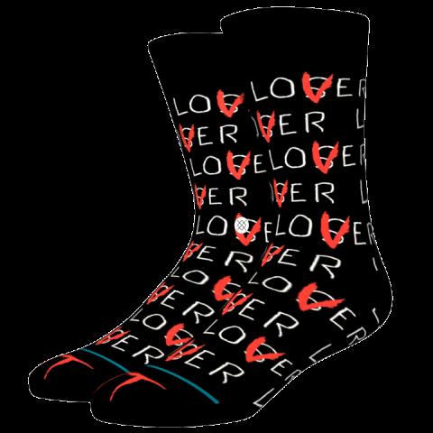 Stance Lover Loser - black Größe: M Farbe: black M | black