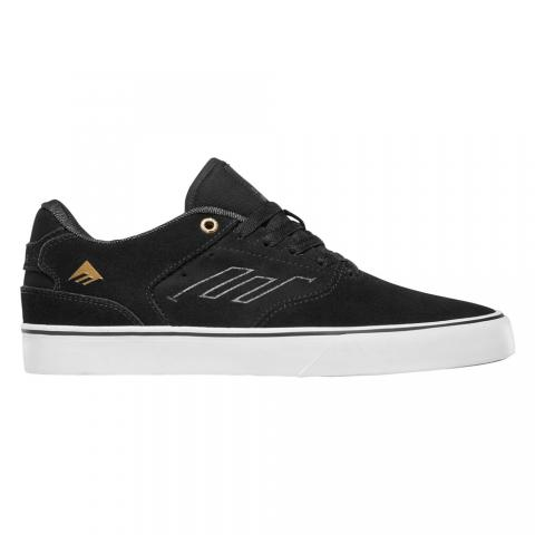 Emerica The Reynolds - black gold Größe: 11 Farbe: blackgoldw 11 | blackgoldw