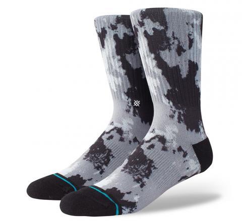 Stance Sidestep Dazed - grey Größe: L Farbe: grey L | grey