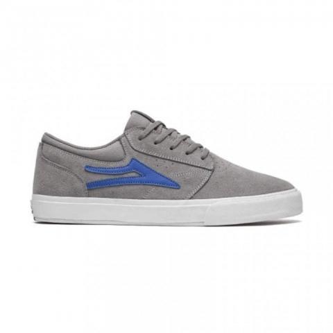 Lakai Griffin - grey suede Größe: 8½ Grau: greysuede 8½ | greysuede