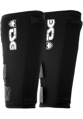 TSG BMX Shinguard - black Größe: S/M Schwarz: black S/M | black