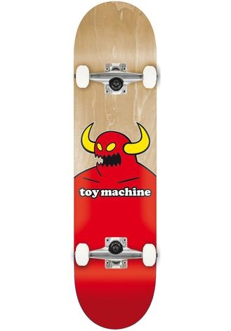 ToyMachine Monster 6.875 Größe: 6.875 Farbe: natural 6.875   natural