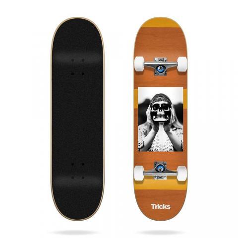 """Tricks Skateboards Hippie 8.0""""x31.85"""" Größe: 8.0 8.0"""