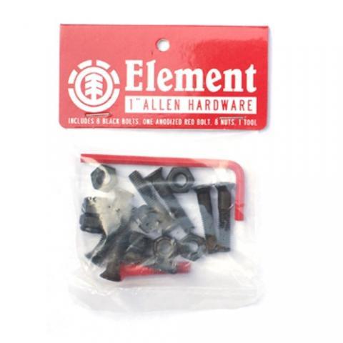 """Element Allen Hdwr 1 Inch Größe: 1"""" 1"""""""