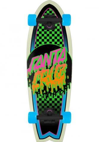 Santa Cruz Rad Dot Shark 8.8 Größe: 8.8 Farbe: neongreenb 8.8   neongreenb