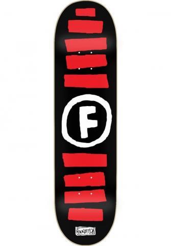 Foundation Doodle Stripe 8.0 Größe: 8.0 Farbe: black 8.0 | black