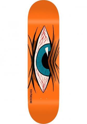 ToyMachine Mad Eye 8.0 Größe: 8.0 Orange: orange 8.0 | orange