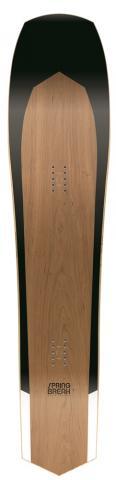 Springbreak Diamond Tail - 159cm Größe: 159 159