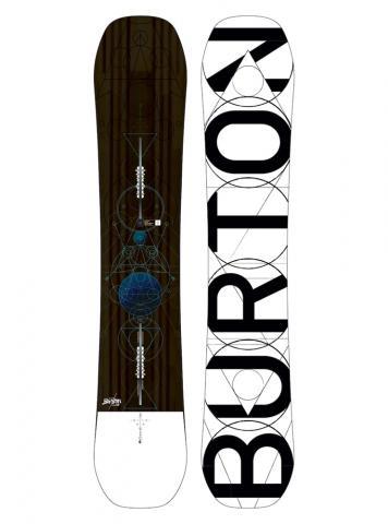 Burton Custom - 158cm Größe: 158 158