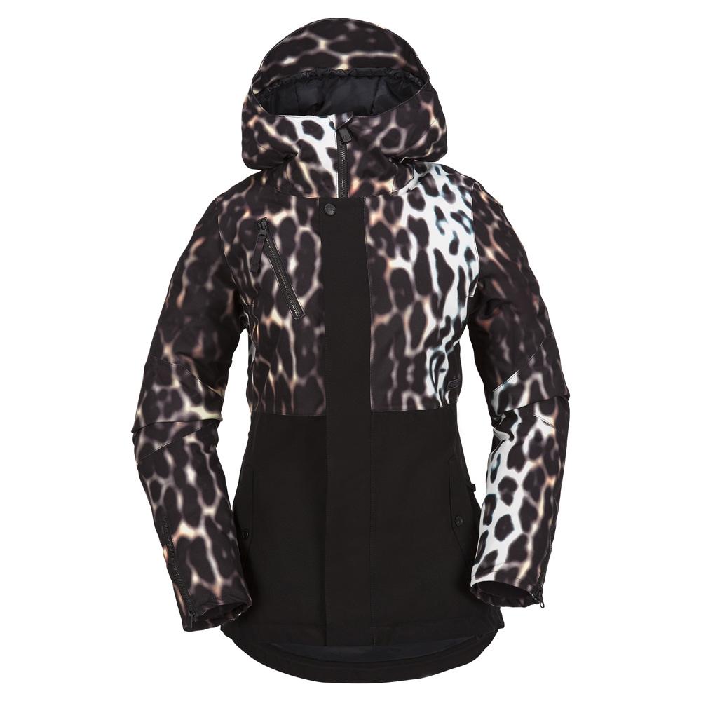 Volcom Jasper Ins - cheetah Größe: S Farbe: CHEETAH