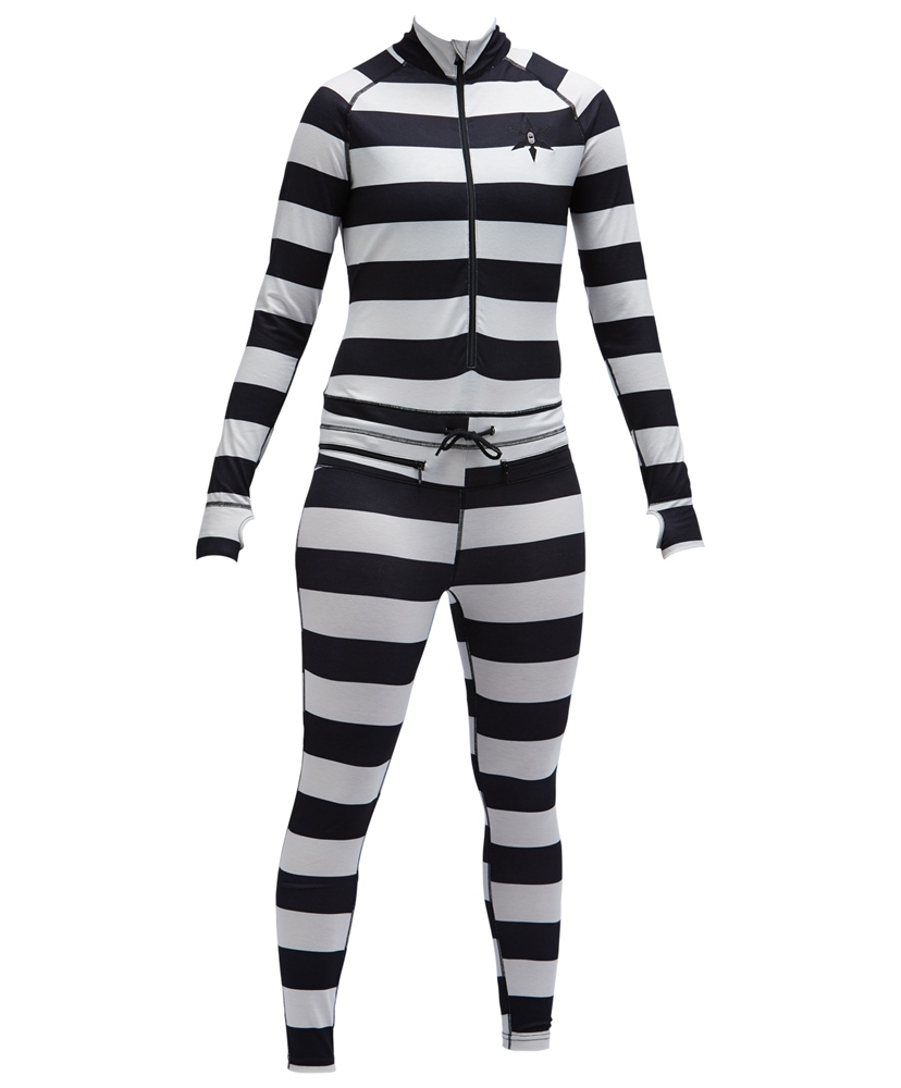 Airblaster Hoodless Ninja Suit - jailbird Größe: L Farbe: Jailbird