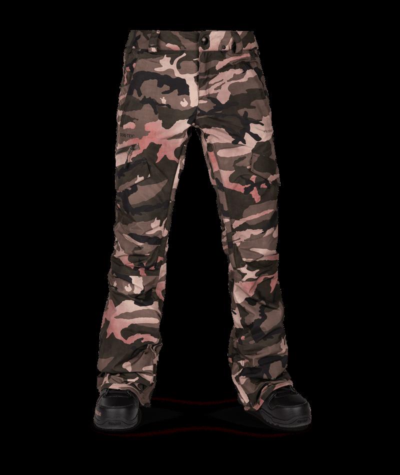 Volcom Aston Gore-Tex - faded army Größe: L Farbe: fadedarmy