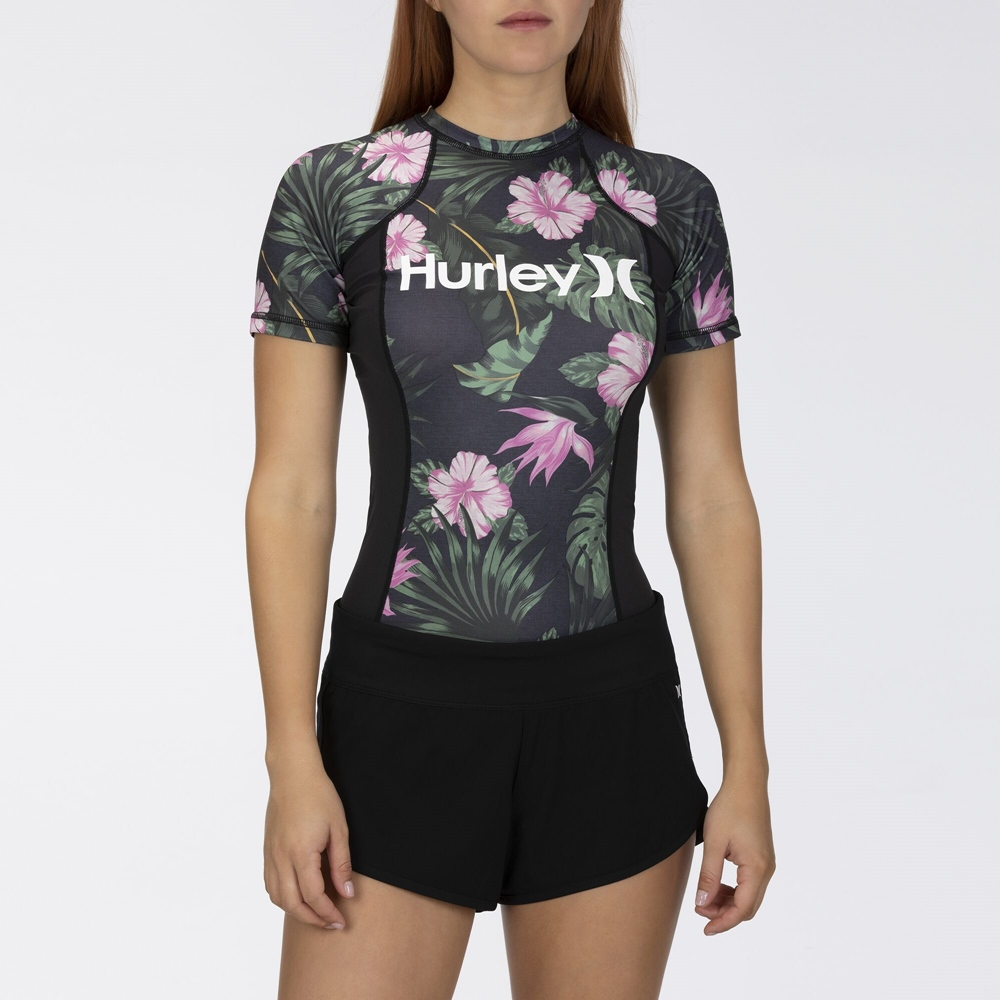 Hurley Oao Lanai - anthracite Größe: M Farbe: anthracite