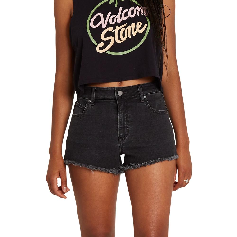 Volcom Stoney Stretch - asphalt black Größe: 29 Farbe: asphaltbla