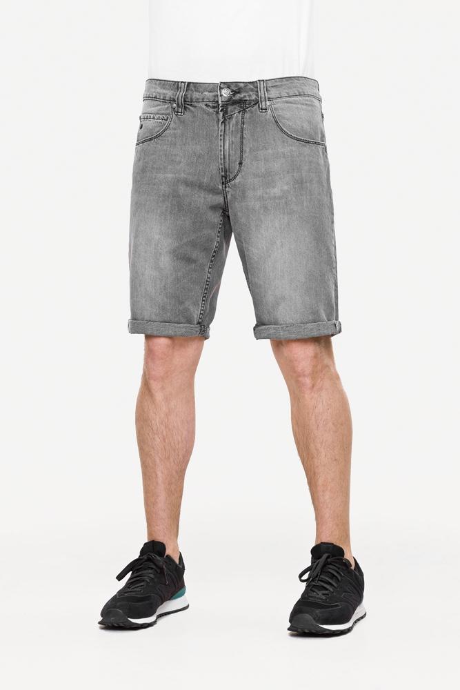 Reell Rafter Short - grey denim Größe: 28 Farbe: GreyDenim