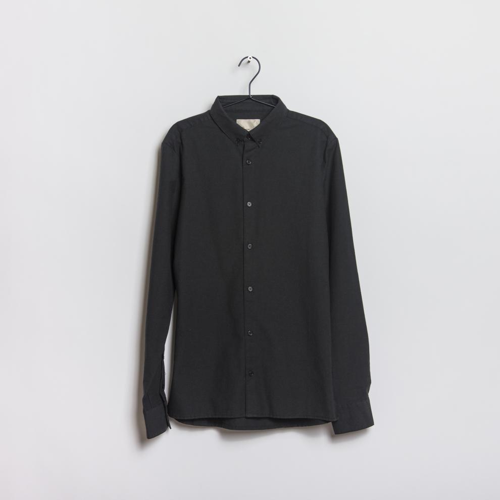 REVOLUTION Shirt Größe: S Farbe: Black