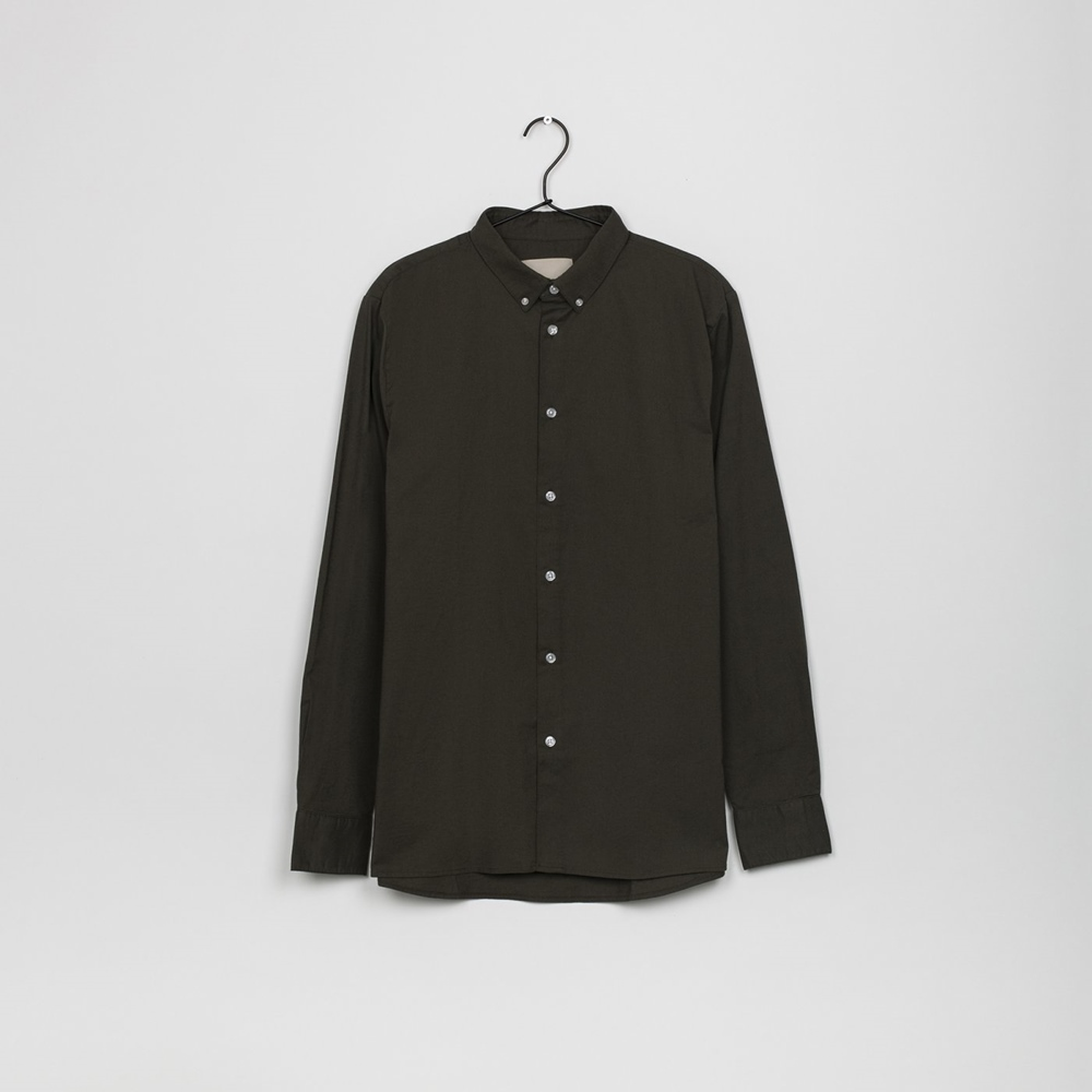 Revolution Shirt - army Größe: M Farbe: Army