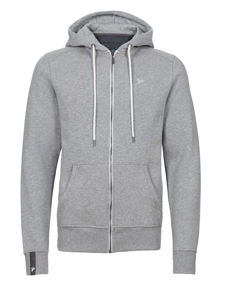 Recolution Slub - light grey Größe: XL Farbe: LgtGreyMel