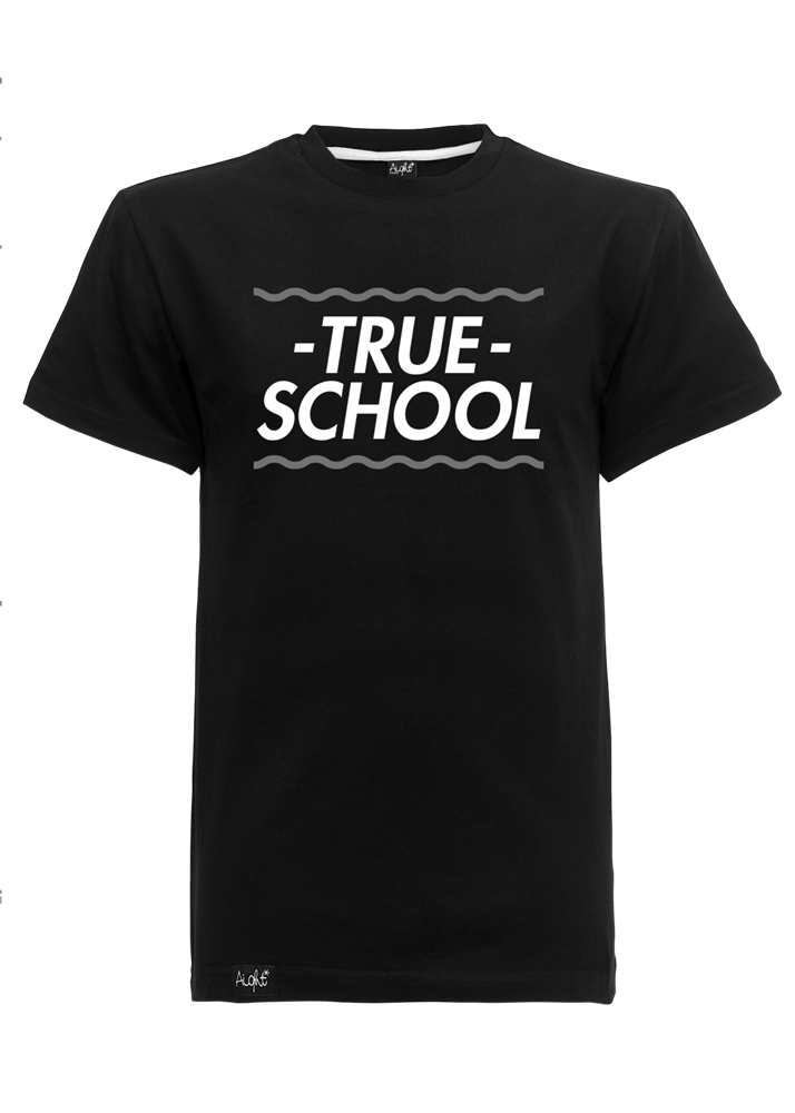 Aight True School - black Größe: S Farbe: Black