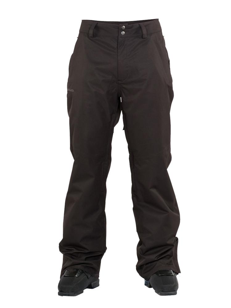 Armada Gateaway Pant - black Größe: S Farbe: Black