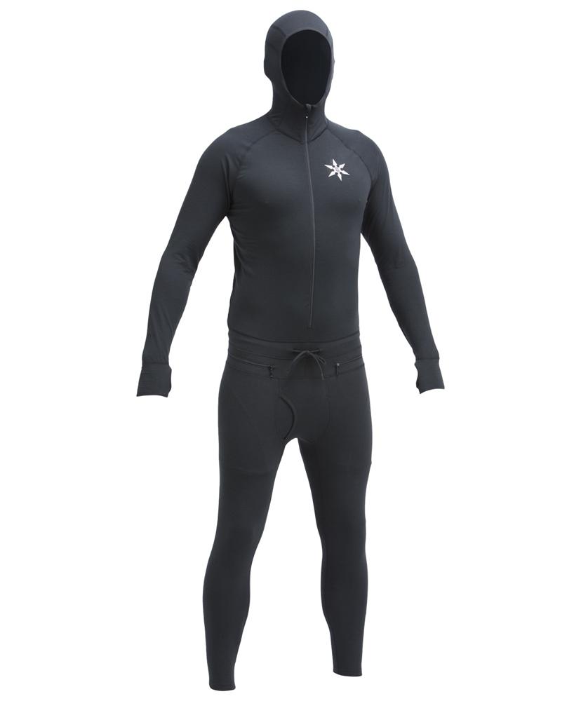 Airblaster Classic Ninja Suit - black Größe: S Farbe: Black