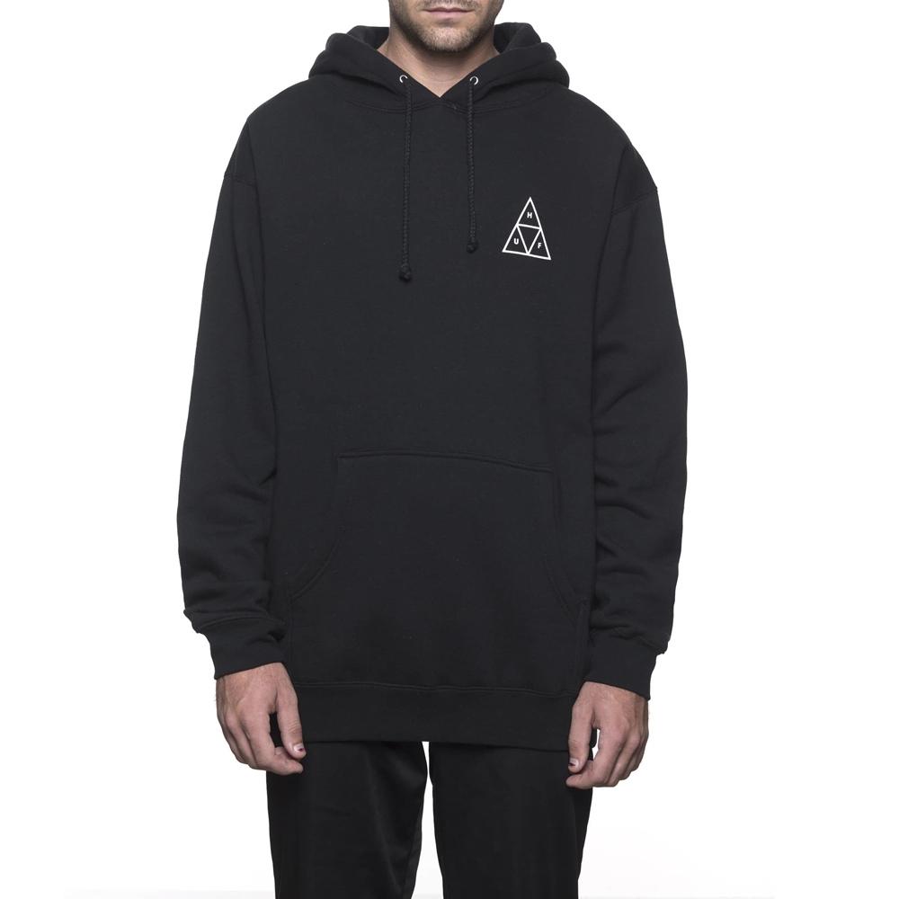 Huf Triple Triangle PO - black Größe: S Farbe: black