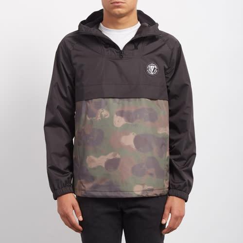 Volcom Kane Jacket - camouflage Größe: M Farbe: camouflage