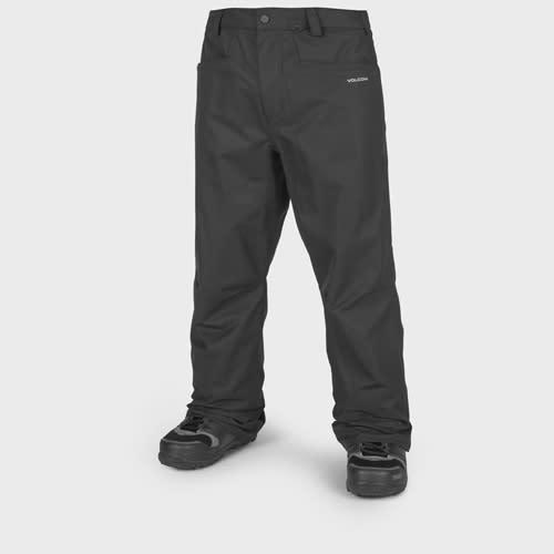 Volcom Carbon Pant - black Größe: S Farbe: black