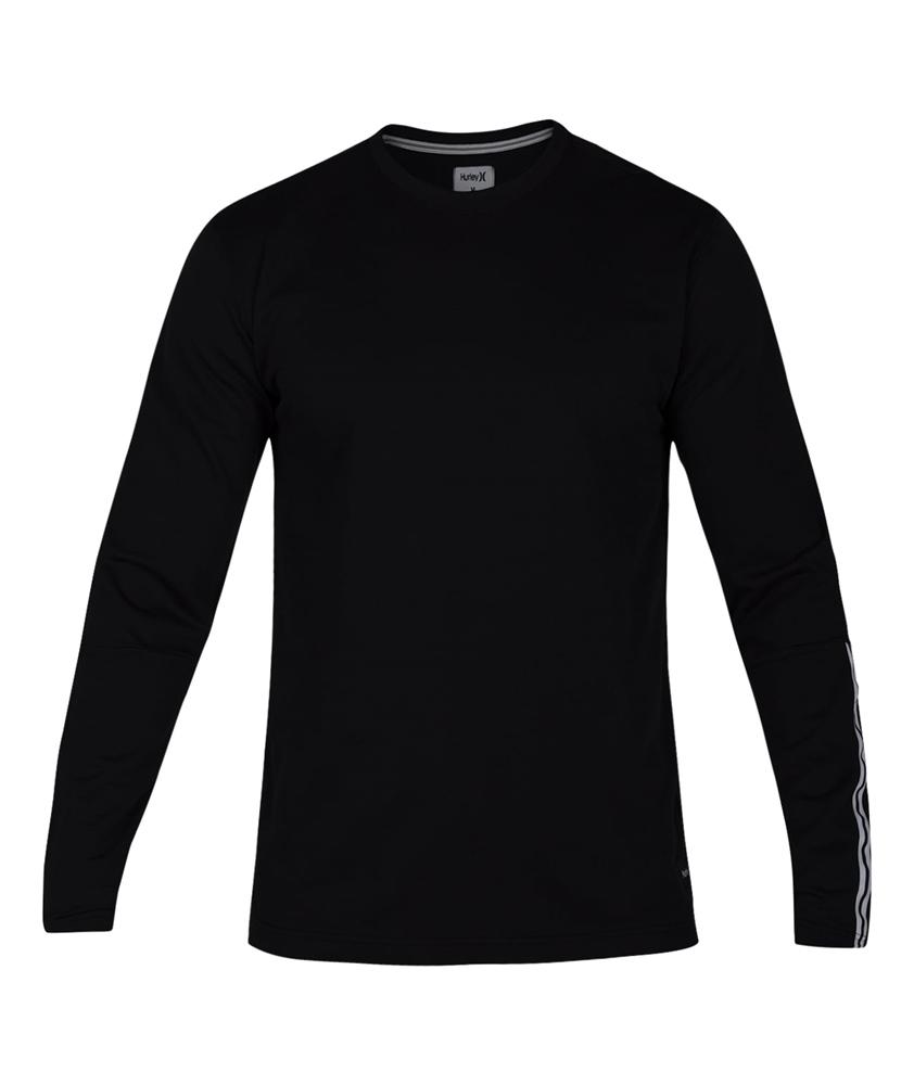 Hurley Surf Crue - black Größe: XL Farbe: black