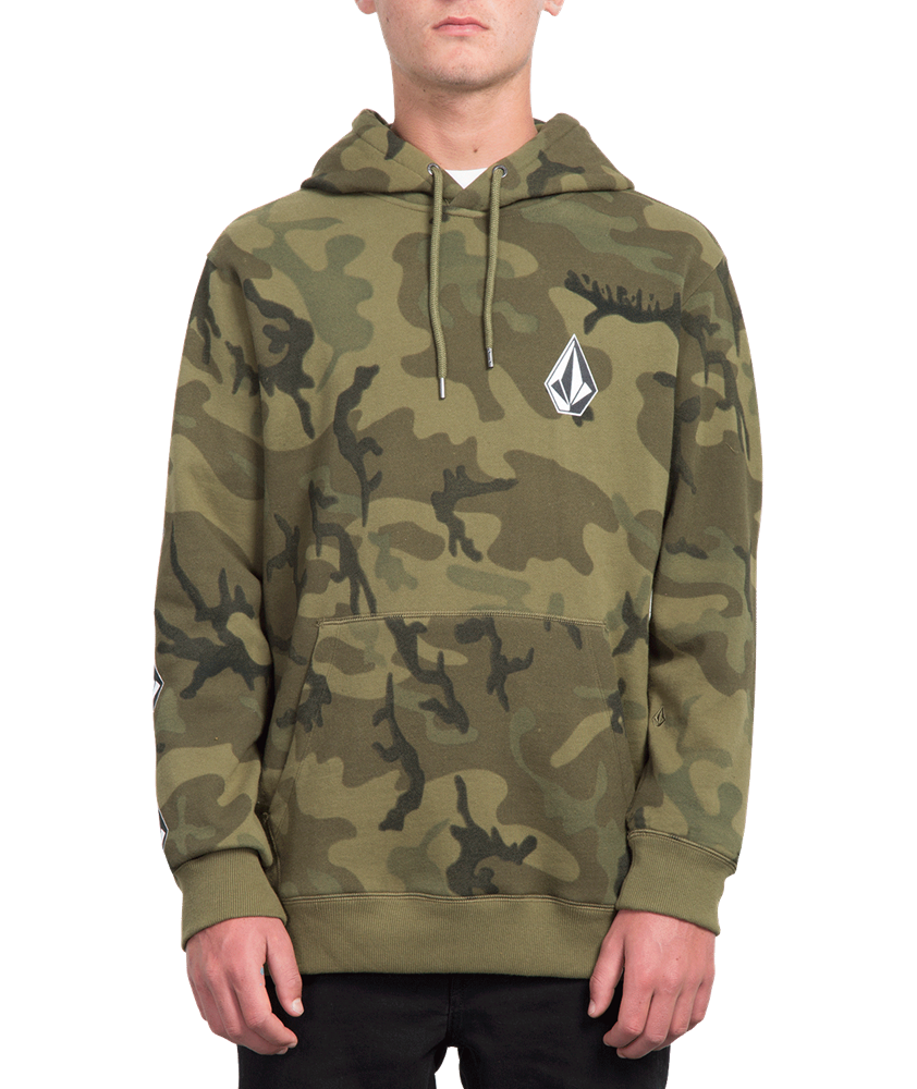 Volcom Deadly Stone - camouflage Größe: M Farbe: camouflage