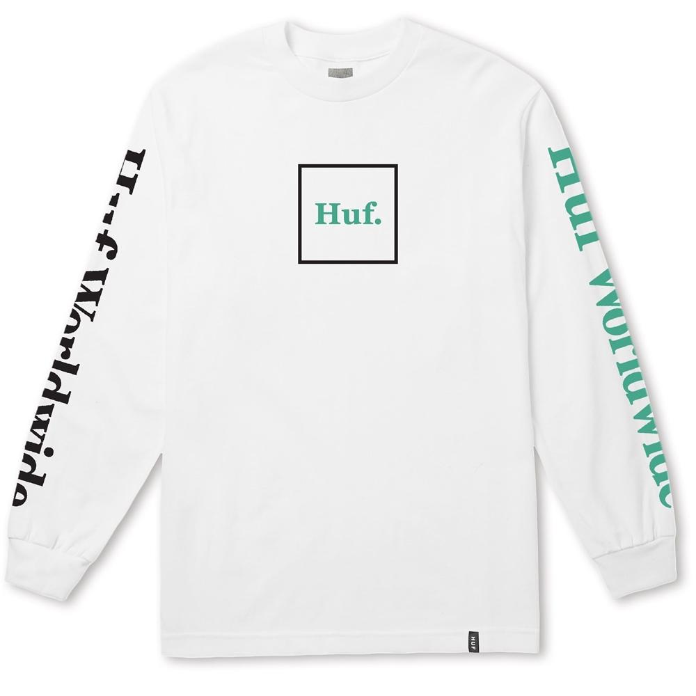 Huf Domestic - white Größe: L Farbe: white