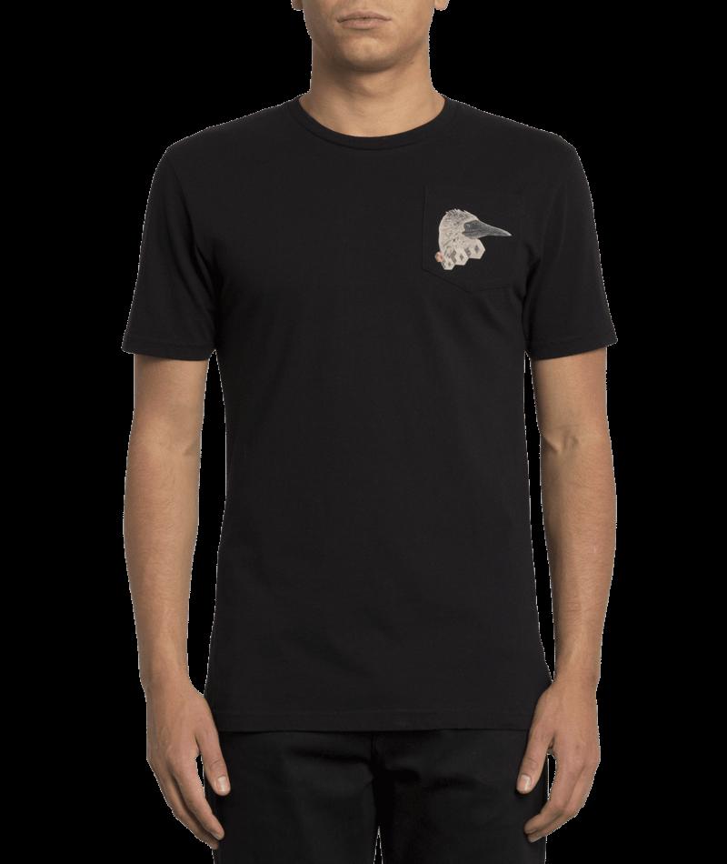 Volcom Giveback FA - black Größe: S Farbe: black
