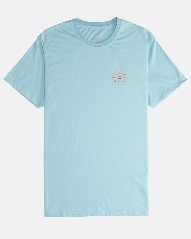 Billabong Starkweather - bermuda blue Größe: S Farbe: bermudablu