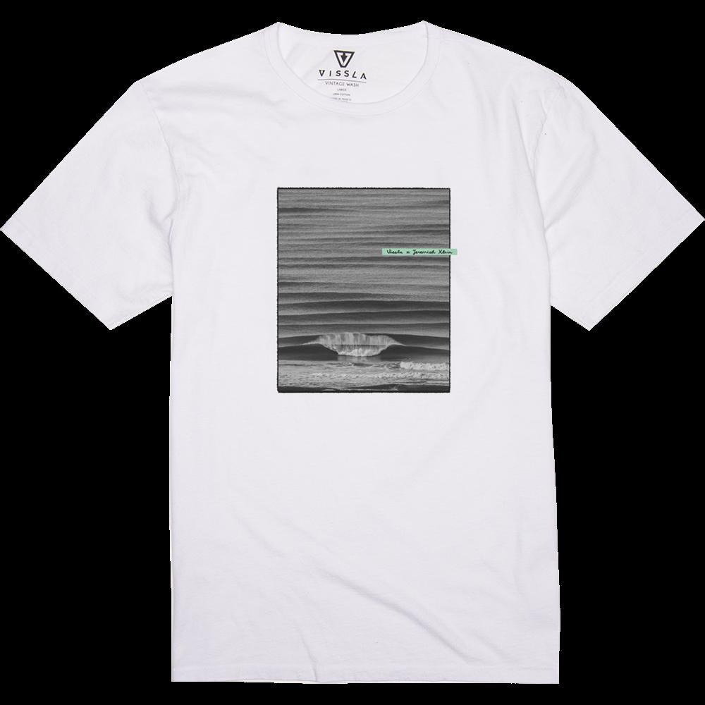 Vissla Ocean Beach - white Größe: XL Farbe: white