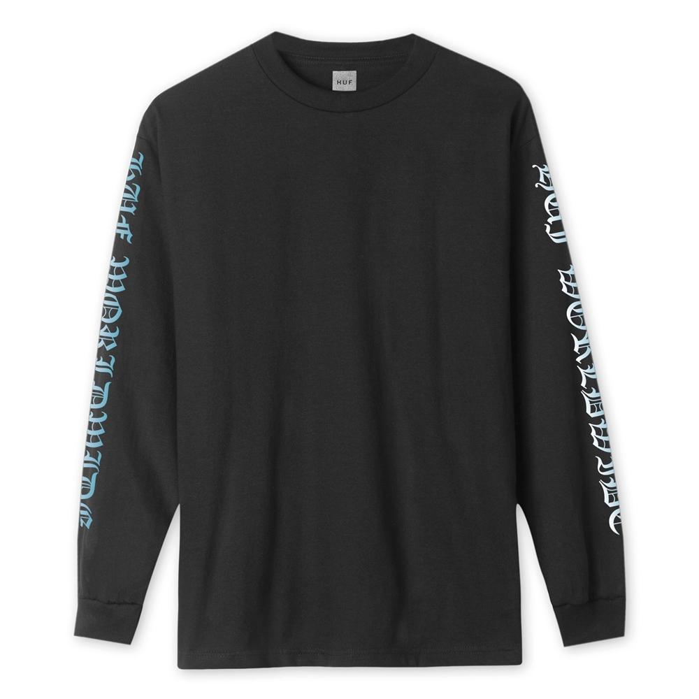 Huf Bondage - black Größe: M Farbe: black