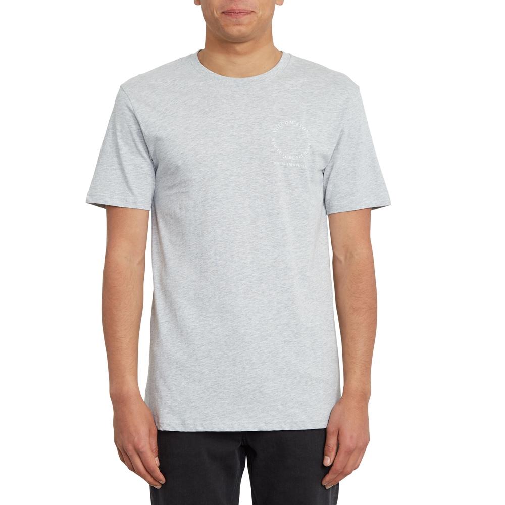 Volcom New Alliance - heather grey Größe: XL Farbe: heathergre
