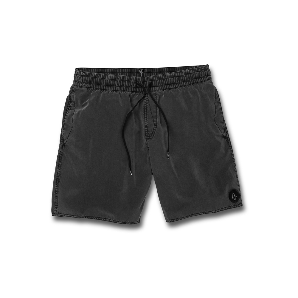 Volcom mns Boardshort Center Trunk BLK Größe: M Farbe: black