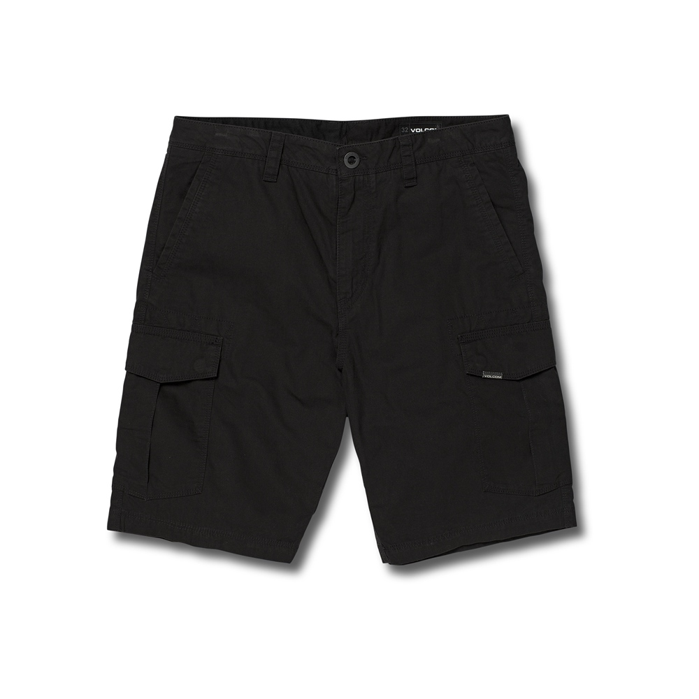 Volcom Mitter II Cargo - black Größe: 33 Farbe: black