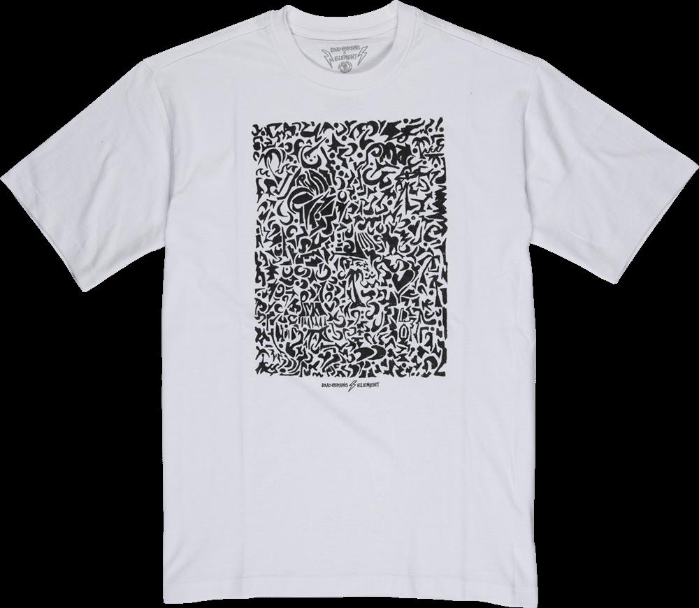 Element 3 PMA - optic white Größe: S Weiss: opticwhite