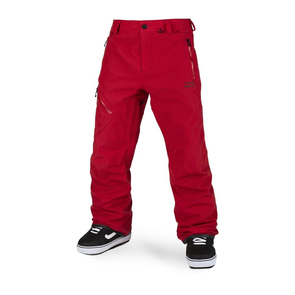 Volcom L Gore Tex - red Größe: M Farbe: red