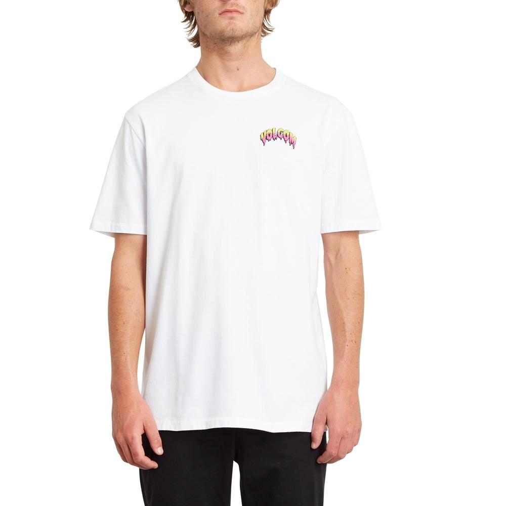 Volcom Michael Walrave - white Größe: XL Weiss: white