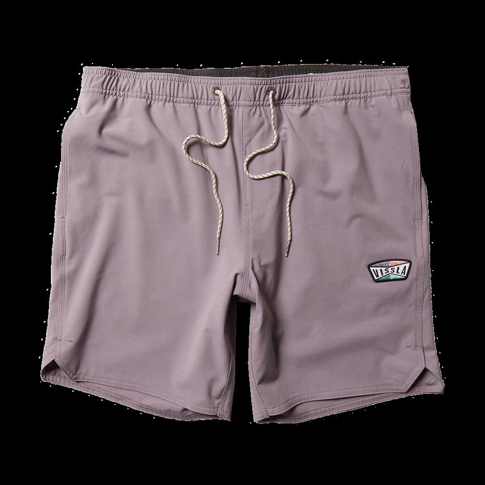 Vissla Solid Sets Ecolastic - dusty lilac Größe: XL Violett: dustylilac