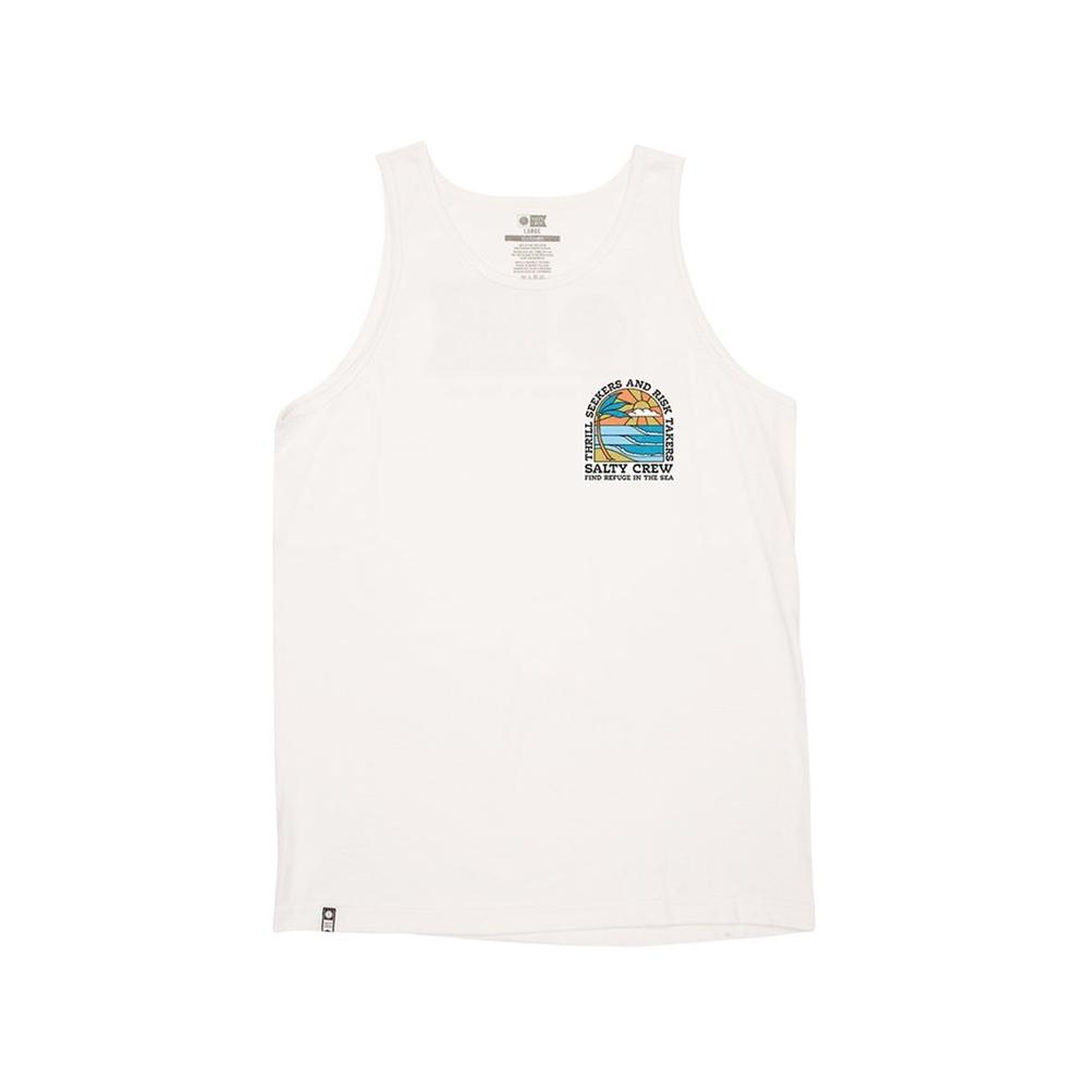 Salty Crew Paradiso - white Größe: S Farbe: white