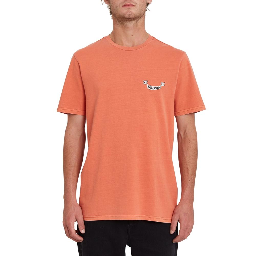 Volcom Gasp High - burnt orange Größe: S Orange: burntochre